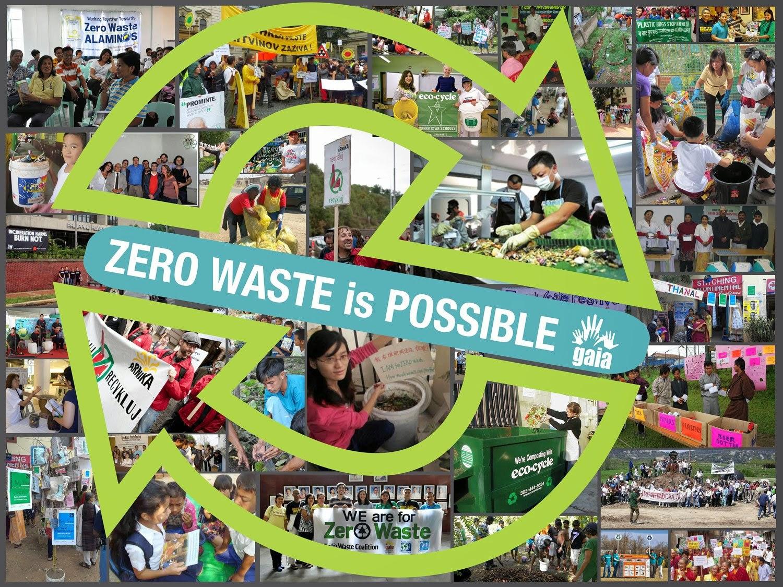 zéro waste , zéro déchet