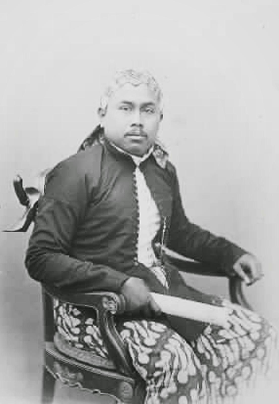 Daftar Nama Bupati Wonosobo Sejak Tahun 1825