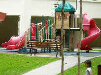 Fast Food Restaurant Playgrounds As Bad The