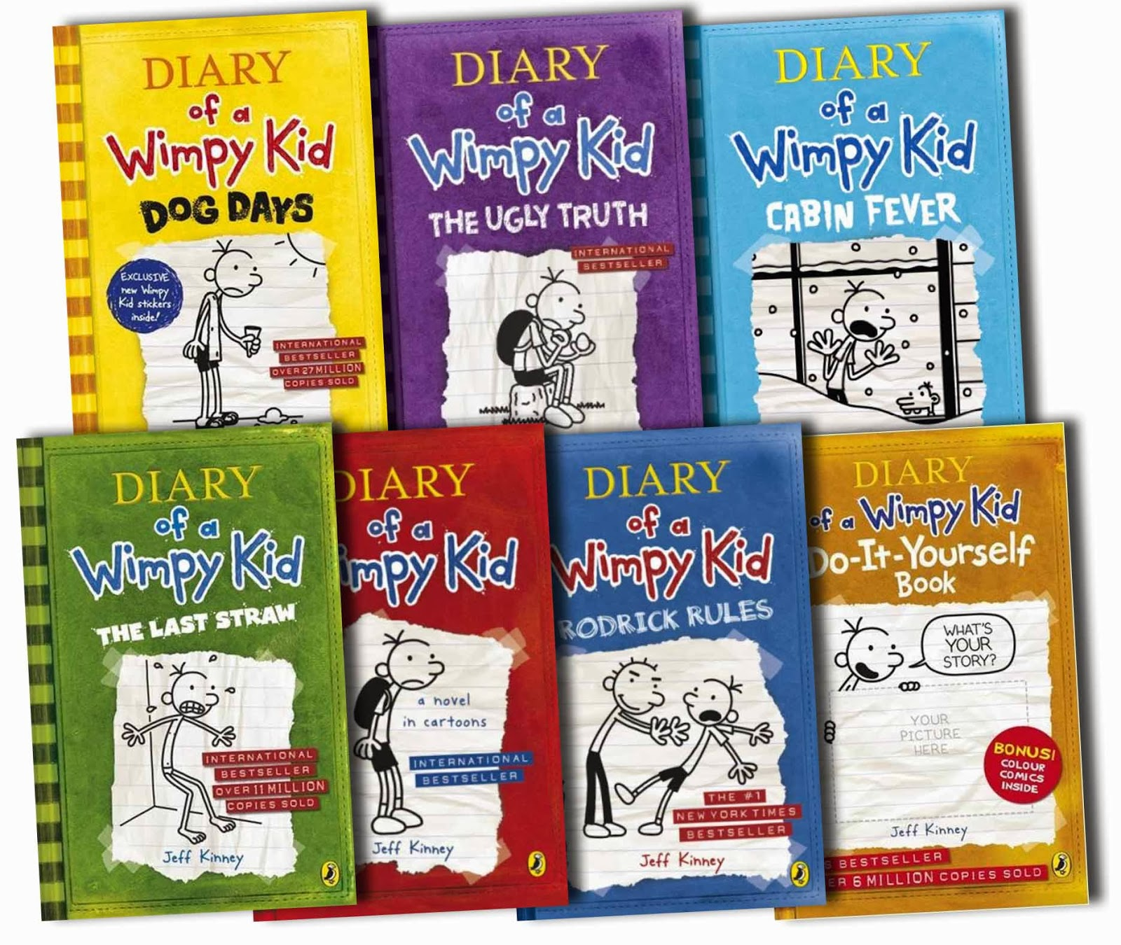 Wejs book blog diary of a wimpy kid by jeff kinney solutioingenieria Image collections