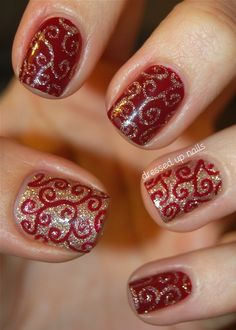 nail-art-design-for-navratri