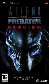 PSP ISO Aliens vs Predator Requiem