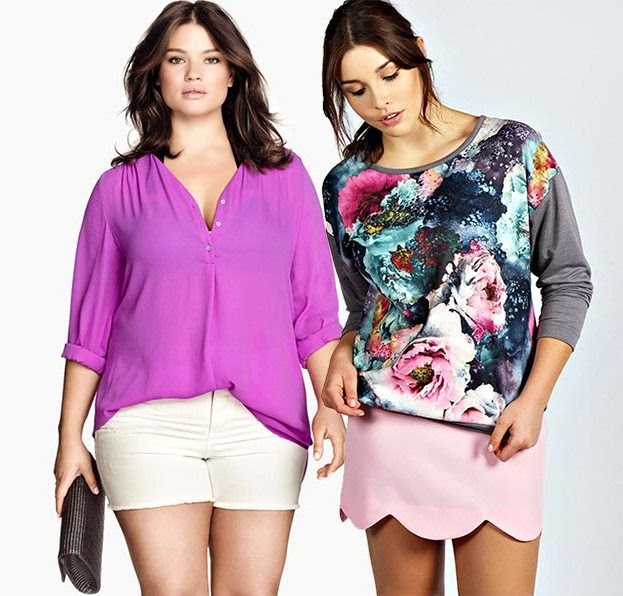 Stylish Plus Size Outfit Ideas For Summer 2014 2015 Fashion Full
