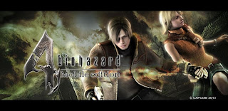 Resident Evil 4 Biohazard Apk Data Files Download-i-ANDROID