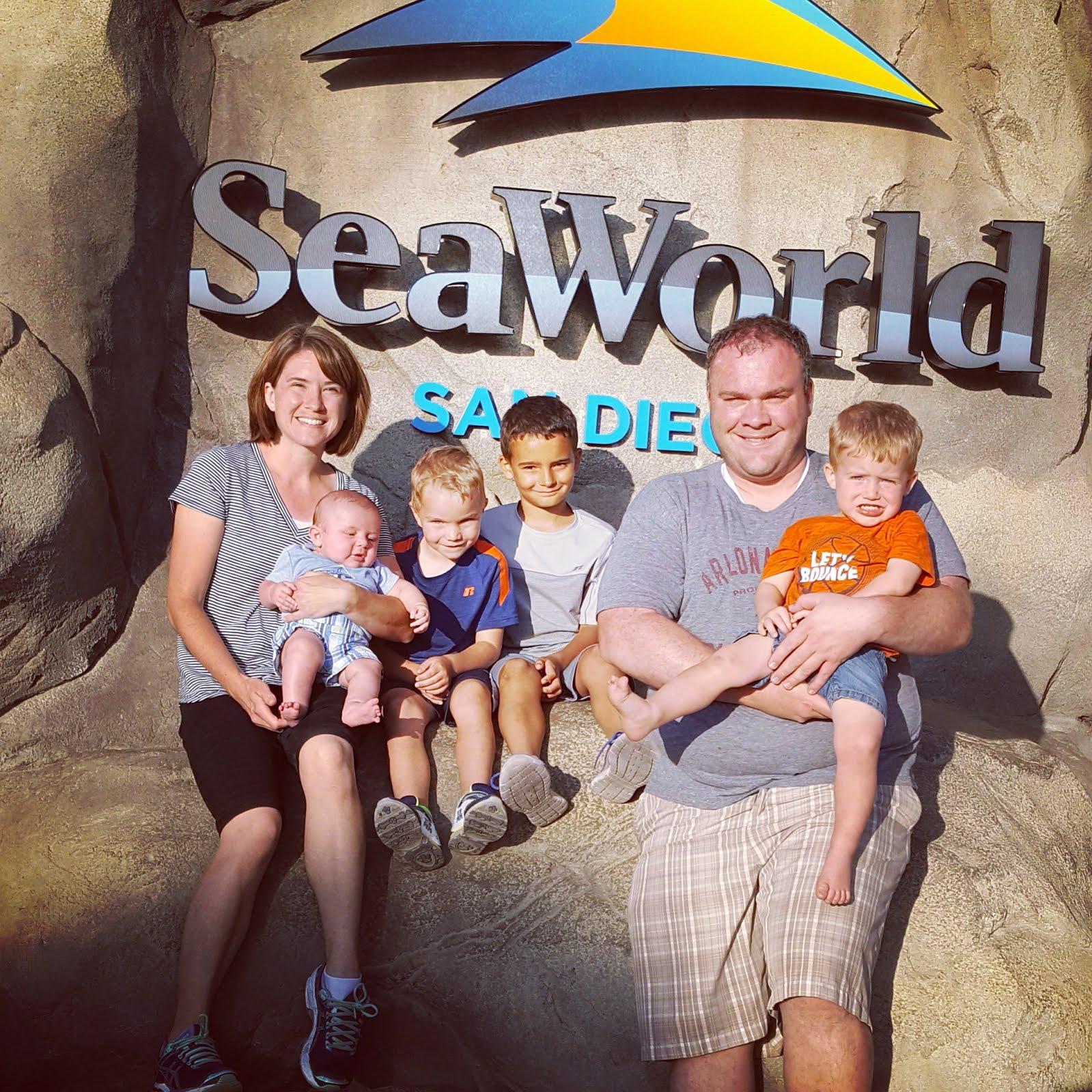 Sea World 2017