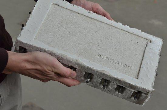Tijolo antiterremoto reduz danos a edifícios