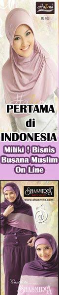 Butik Online Busana Muslim