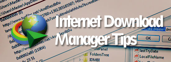 internet download manager tips