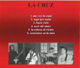 "ESCUCHAS A:                  ""LA CRUZ (homónimo 1998)"