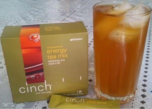 teh hijau shaklee