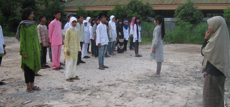 Bulan Ramadhan 2011 Kemah Ramadhan 2011