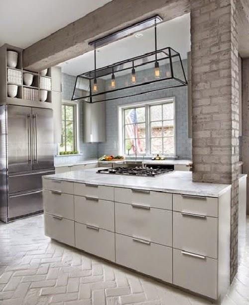 Kitchen cabinet color palettes ayanahouse for Modern neutrals palette