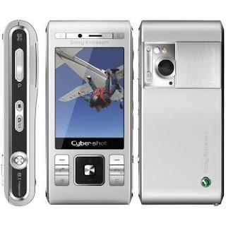 Мобильный телефон Sony Ericsson C905 Silver слайдер, оснащенный 8,1-мегапиксельной камерой с ксеноновой вспышкой