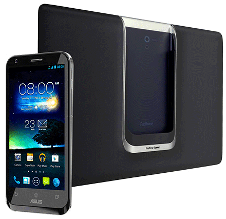 Ausus PadFone 2 comes with 4.7 inch display, Android 4.0, 13 mega pixels camera