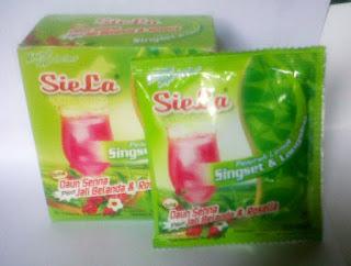 Suplement diet, Siela singset langsing,minuman untuk diet