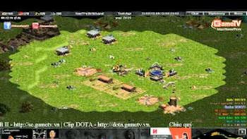4 vs 4 | GameTV vs Hà Nội Legend 31-09-2014