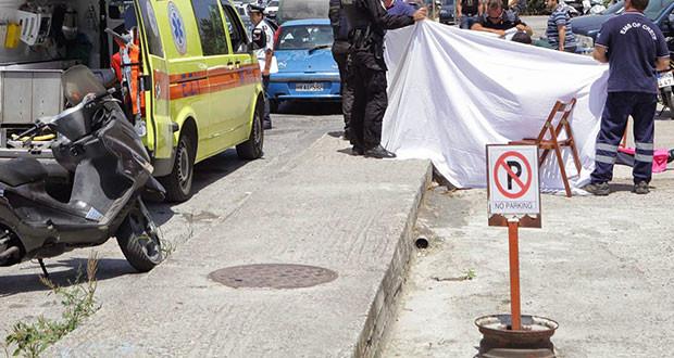 Σοκ στη Κυψέλη: 45χρονη αυτοκτόνησε στο πάρκινγκ της πολυκατοικίας της