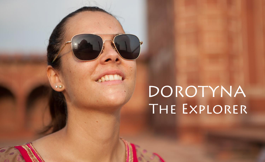 Dorotyna the Explorer