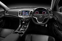Vauxhall VXR8 GTS (2014) Dashboard