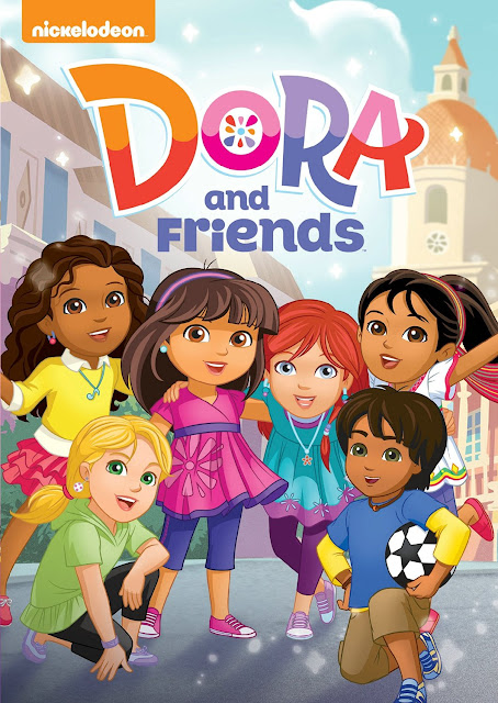 Dora and Friends Comes to DVD