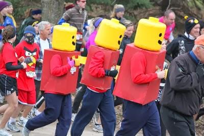 レゴの仮装