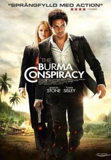 The Burma Conspiracy – DVDRIP LATINO