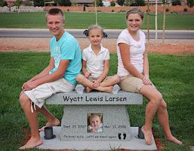 Wyatt's bench
