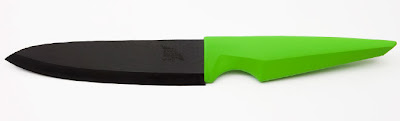 Ceramic Lime Chef's Knife