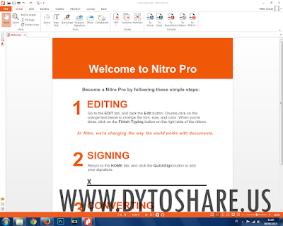 Nitro Pro 10.5.1.17 Full Version