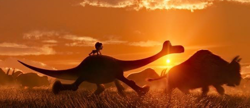 The Good Dinosaur Movie Clips