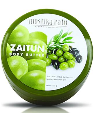 Hasil Dalam Negeri Body Butter Papaya Dan Zaitun Dari