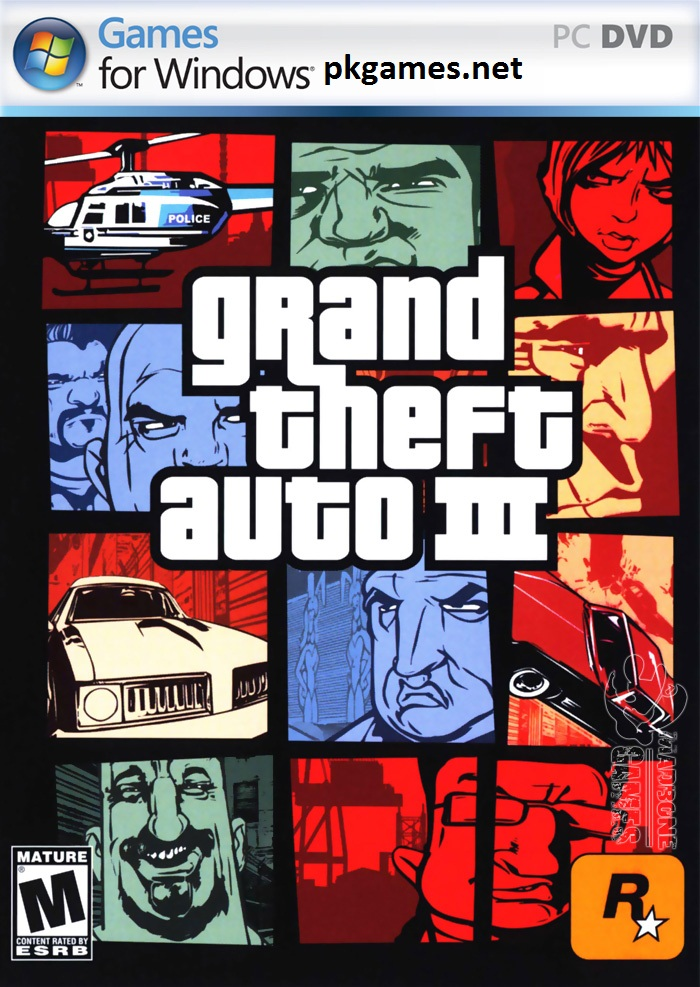 Grand Theft Auto 3 Overview