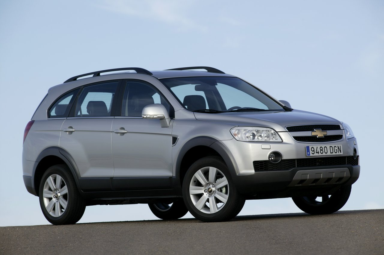 new chevrolet captiva likely to be launched in october