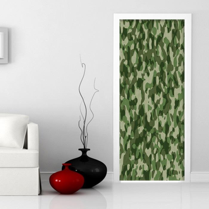 Adesivi per porte stampa su legno for Adesivi per porte in legno