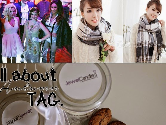 All About Autumn Tag.