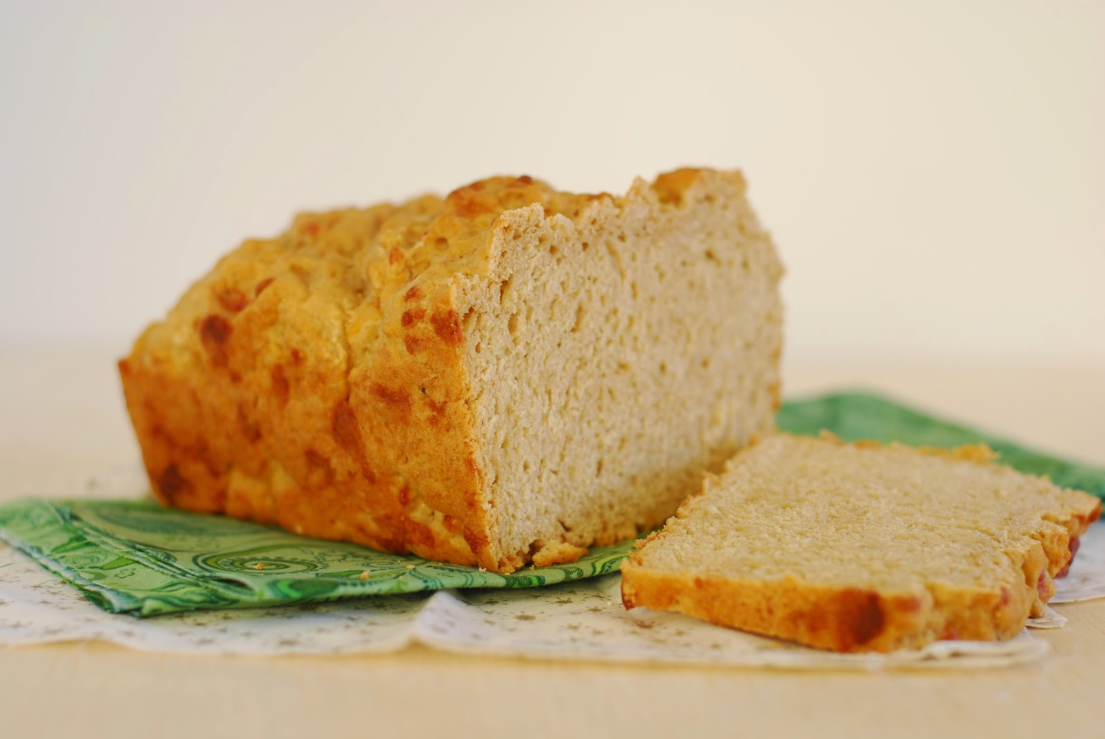 Cheddar Beer Bread | Call Me Fudge