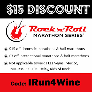 Save $15 on Rock n Roll Marathon Series!