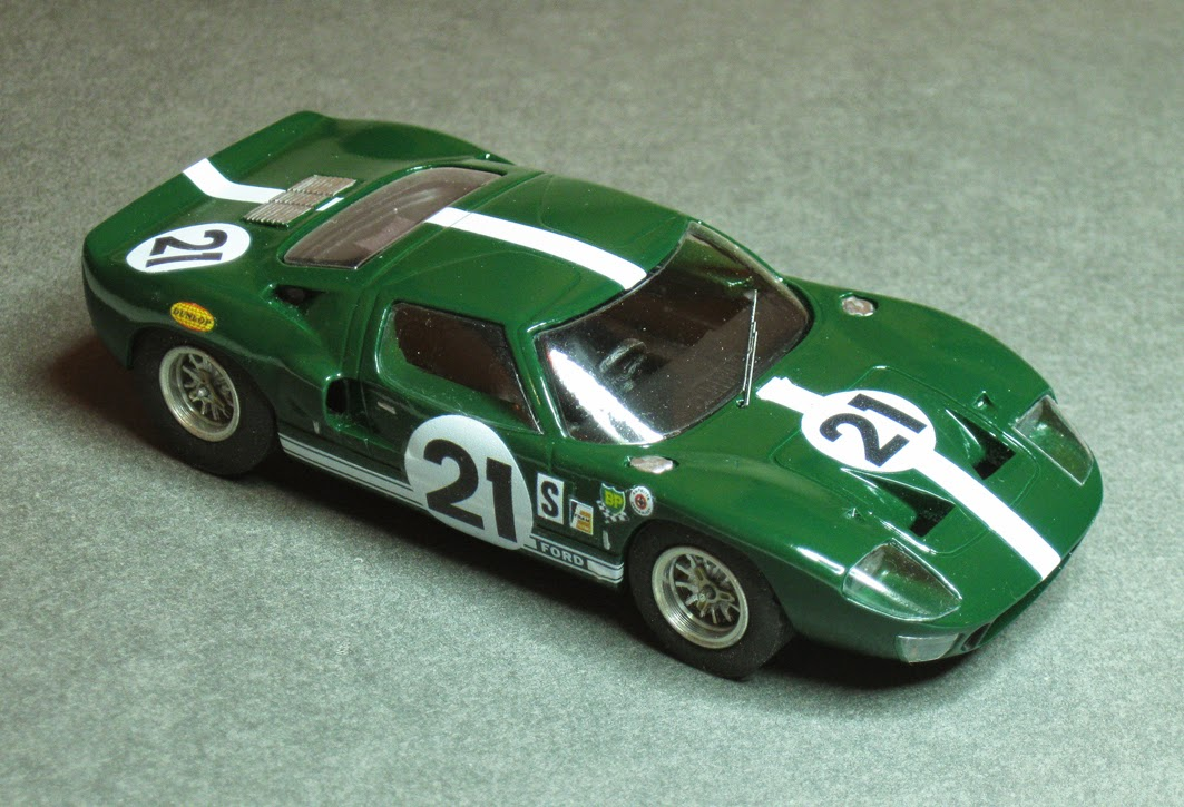 Ford Gt Mk Chassis Gt  Dnf Sebring