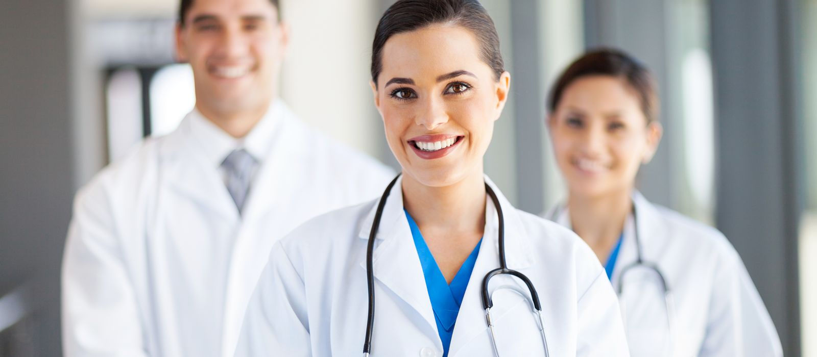 A Team Of Medical Professionals, To Take Care Of Your Health