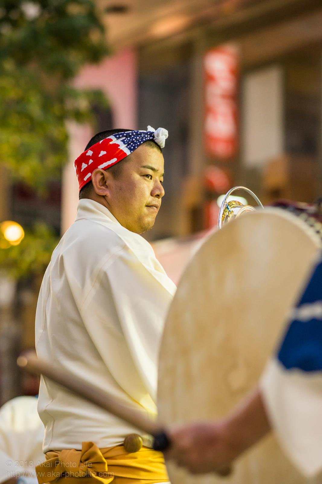 三鷹阿波踊り、江戸の阿波 螢の鳴り物