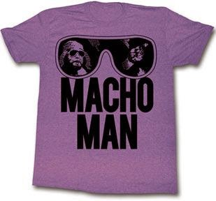 WWE Shop Randy Savage shirts on sale Macho Man