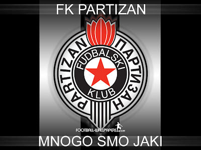 FK Partizan Beograd download besplatne pozadine slike za desktop