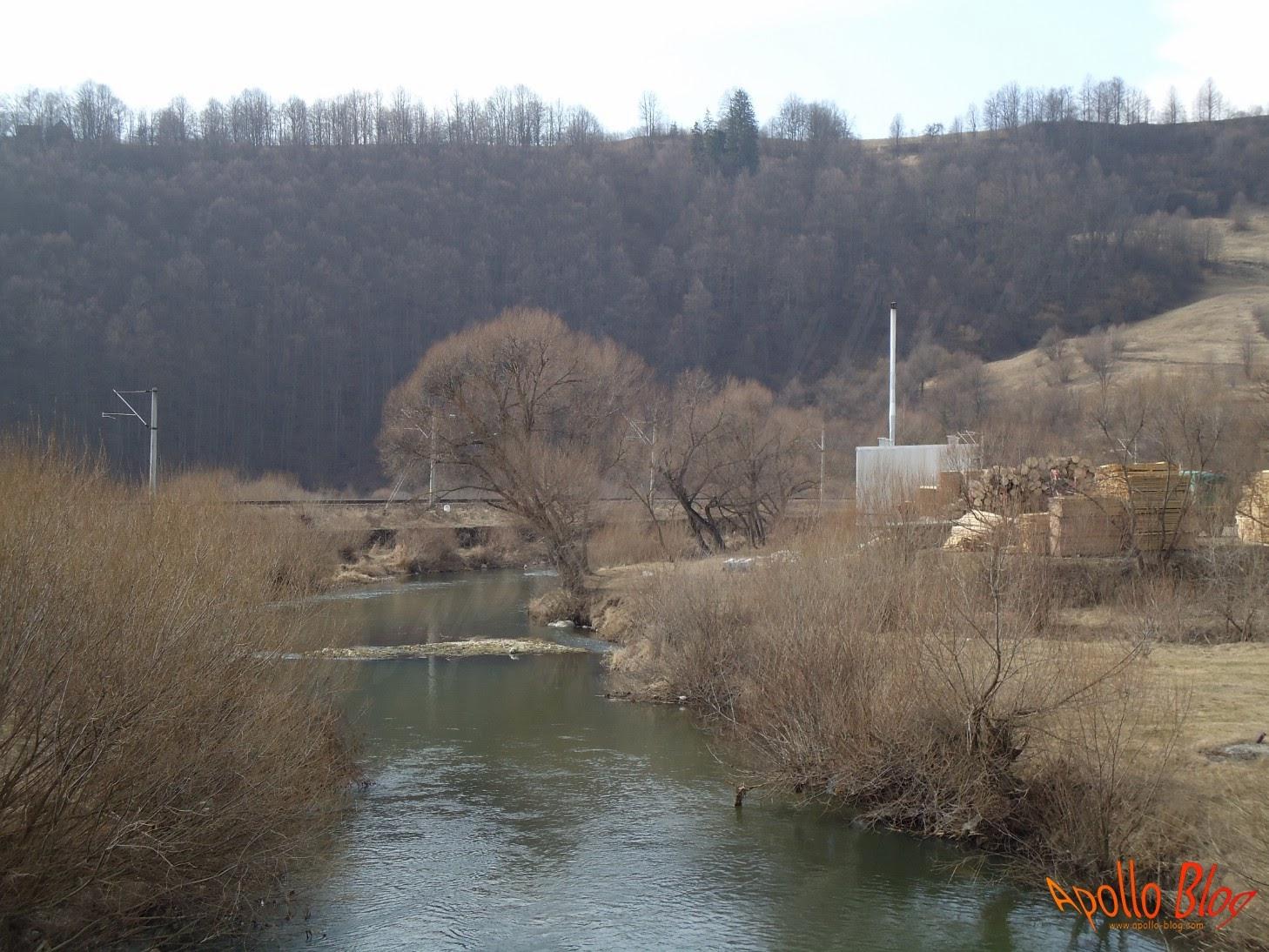Muresul in Hodosa