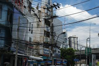 Bangkok - tak żyje (moje) miasto 13