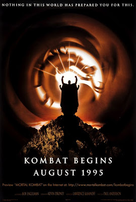 Watch Mortal Kombat 1995 BRRip Hollywood Movie Online | Mortal Kombat 1995 Hollywood Movie Poster