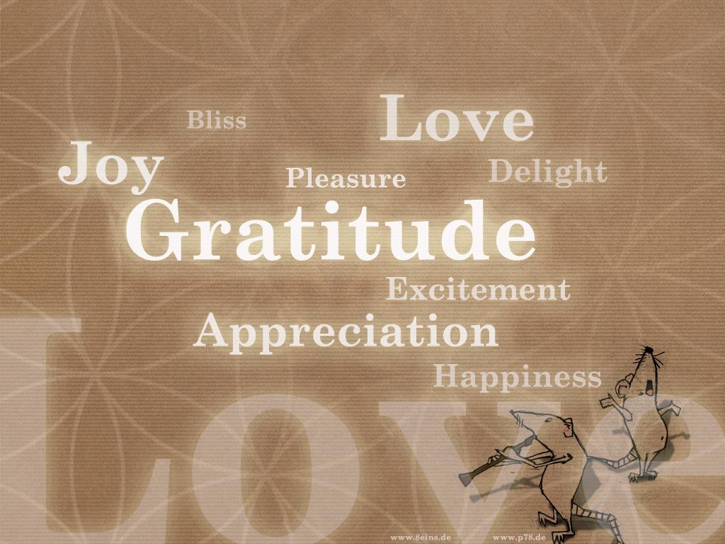 seberapa sering kita bersyukur?