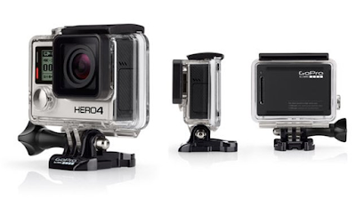 Kamera GoPro Hero 4 - 12 MP - Silver