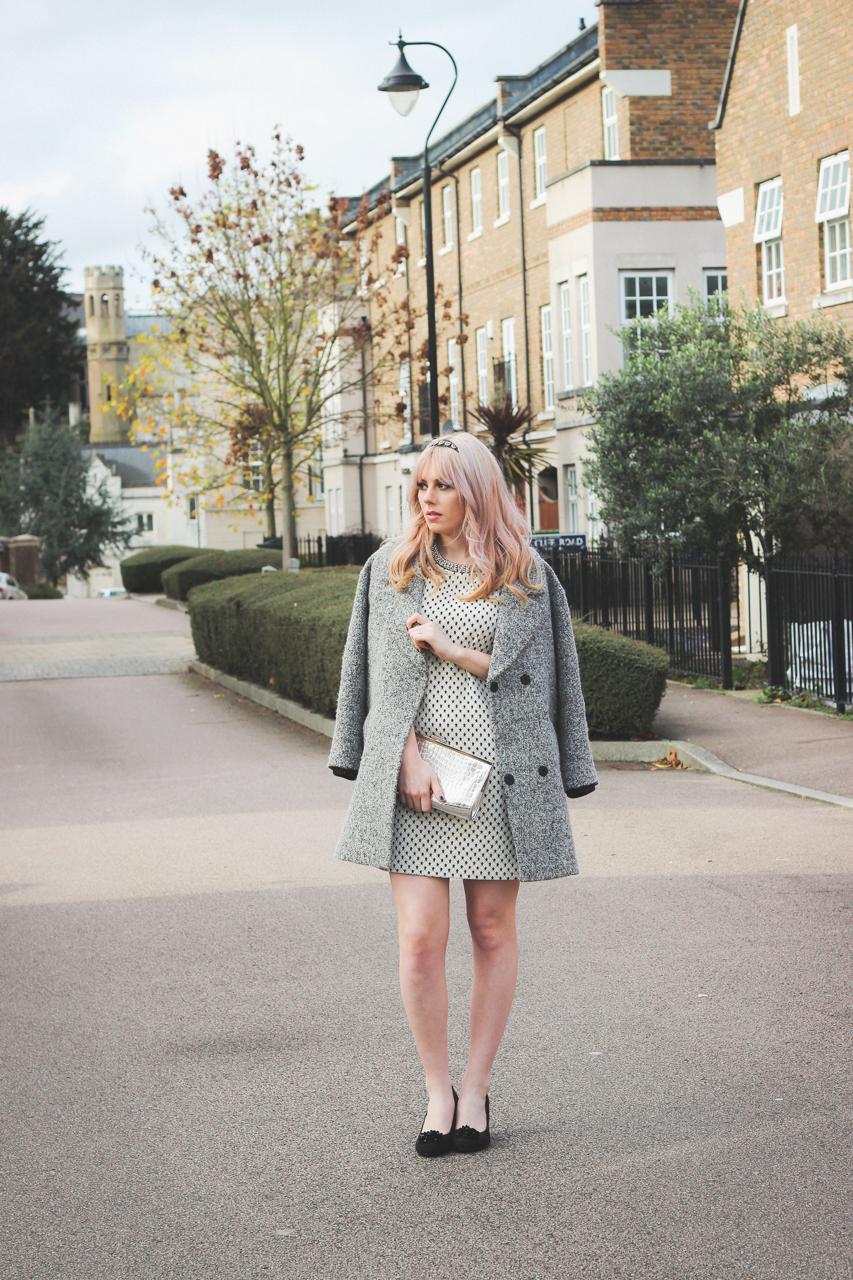 UK Fashion Blogger Christmas Day Fashion
