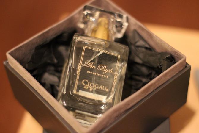 Clogau am byth perfume