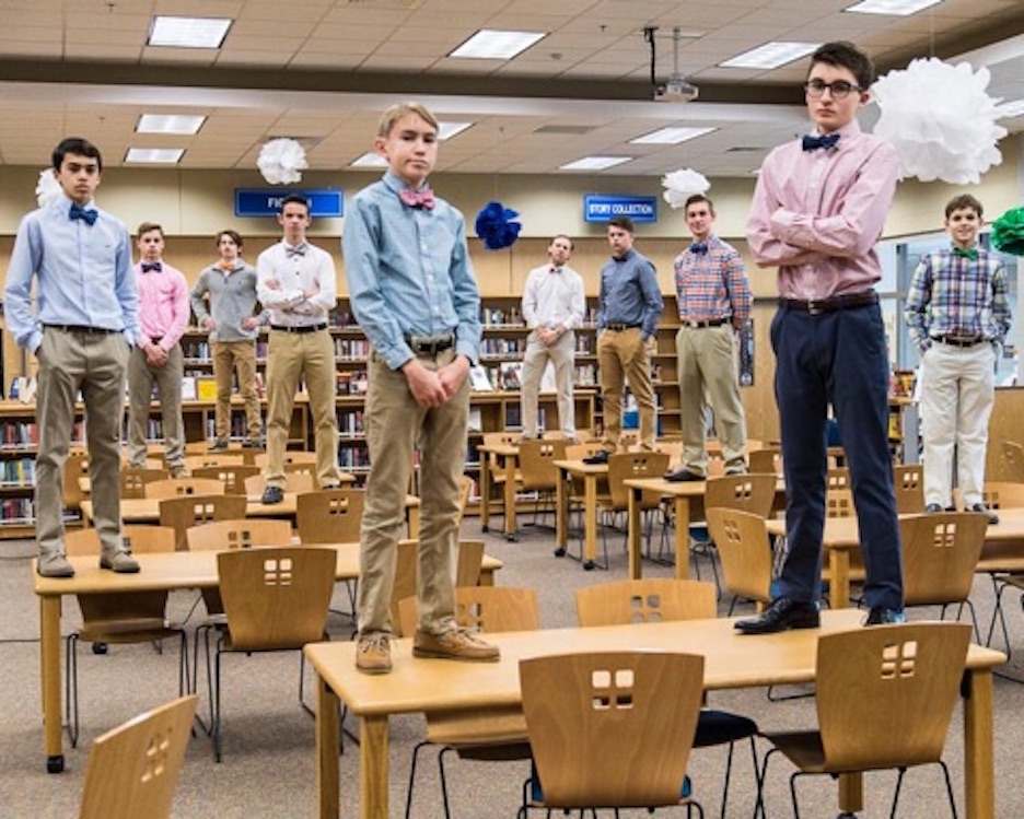 #BowTieBoys - Sean Pettit - The Classroom: A Room Full of Ideas